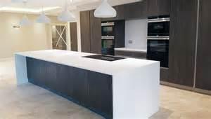 kitchen island worktop corian kitchen island worktop installation in milton keynes