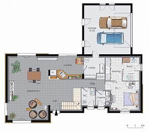 maison a energie positive 2 detail du plan de maison a With superior faire plan de sa maison 1 maison darchitecte 1 detail du plan de maison d
