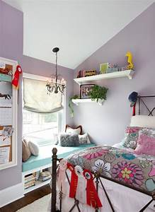 Kinderzimmer Streichen Dachschräge : 23 kinderzimmer ideen f r farbe mit entspannungsfaktor ~ Markanthonyermac.com Haus und Dekorationen