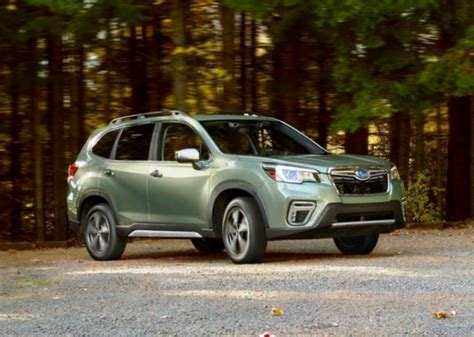 Subaru Forester 2020 Release Date by 2020 Subaru Forester Price Specs Redesign Release Date 2020