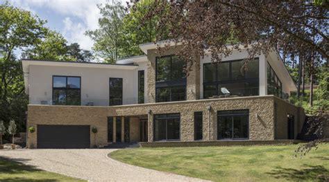 Contemporary New Homes