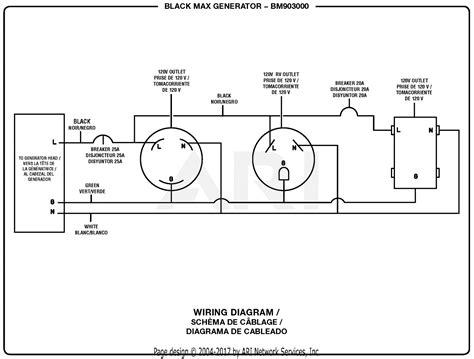 Homelite Watt Generator Parts Diagram For