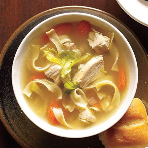 cuisine light comforting chicken soup recipes cooking light