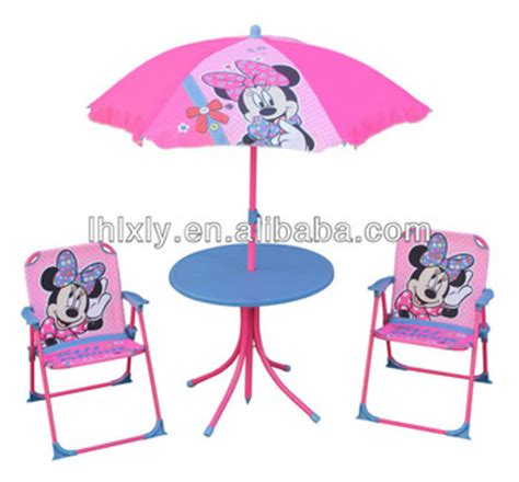 table et chaise minnie minnie patio set outdoor furniture table and