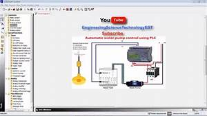 Plc Programming Tutorial Bangla Class 06 Automatic Water