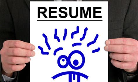 7 resume mistakes you can make