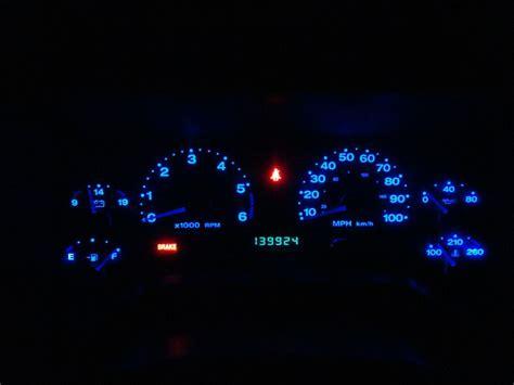 tj dash lights mod easy  cheap page  jeep