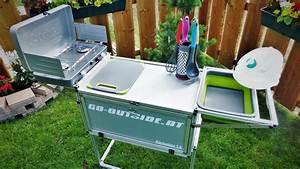 Outdoor Küche überdacht : kitchenbox 1 0 camping und outdoor k che youtube ~ Orissabook.com Haus und Dekorationen