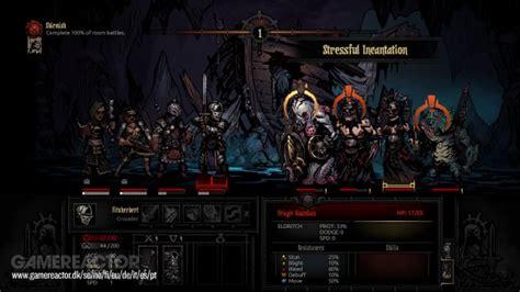 dungeon si鑒e darkest dungeon recensione gamereactor italia