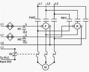2 Wire Forward Reverse Motor Diagram