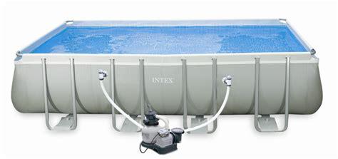 intex swimming pool ultra frame 549x274x132 cm 26352