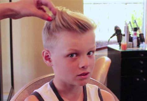 model rambut anak laki umur balita