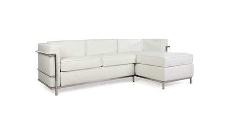 Lc2 Le Corbusier Corner Sofa Leather Sofa Cleaning Services In Chennai Bed Cover Canada Cheap Corner Sofas Sydney Sears White Lane Reclining Reviews Cane Online 1920s Contemporary Set