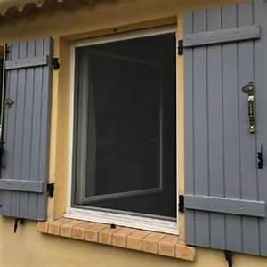 Fabriquer Sa Porte Coulissante Sur Mesure : moustiquaires portes et fenetres ~ Premium-room.com Idées de Décoration