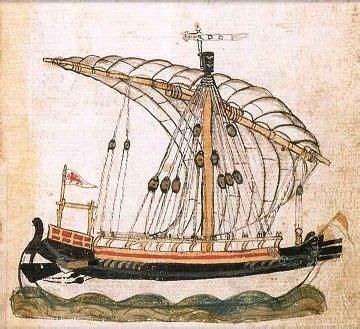 Navi Persiane by Galea Veneziana Venetian Ships Nel 2019 Sailing Ships