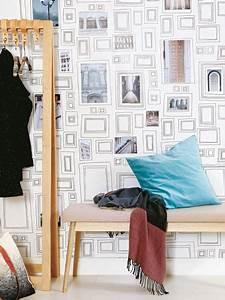 Fotowand Selber Machen : fotowand selber machen kreative ideen interior ~ A.2002-acura-tl-radio.info Haus und Dekorationen