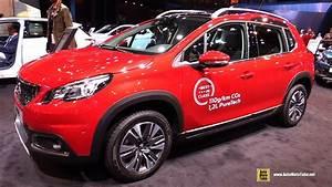 Peugeot 2008 Allure 2017 : 2017 peugeot 2008 allure 1 2 110hp exterior and interior walkaround 2016 paris motor show ~ Gottalentnigeria.com Avis de Voitures
