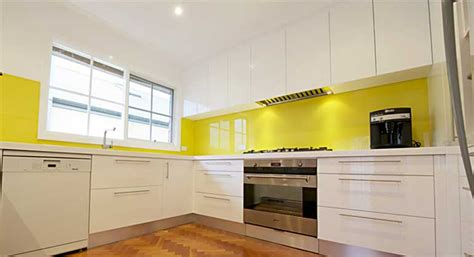 Yellow Kitchen Backsplash Ideas - how splashes of colour can transform your kitchen