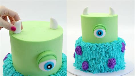 monsters  cake doovi
