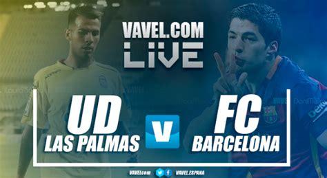 Assistir Las Palmas x Barcelona ao vivo grátis 01/03/2018