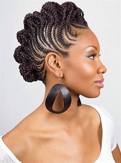 top   africa america updo braids hairstyles gallery