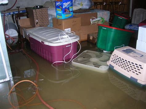 Oh No the Basement is Flooded! Don?t Get Electrocuted