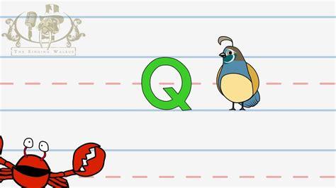 Alphabet Writing Lesson For Children