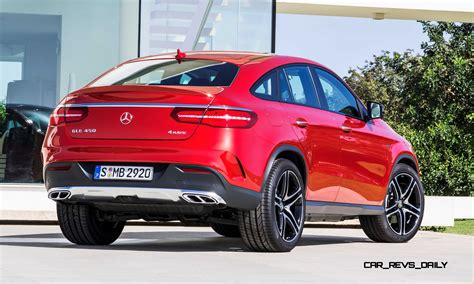 Ample room, more than enough power to get on the. 2016 Mercedes-Benz GLE-Class Coupe