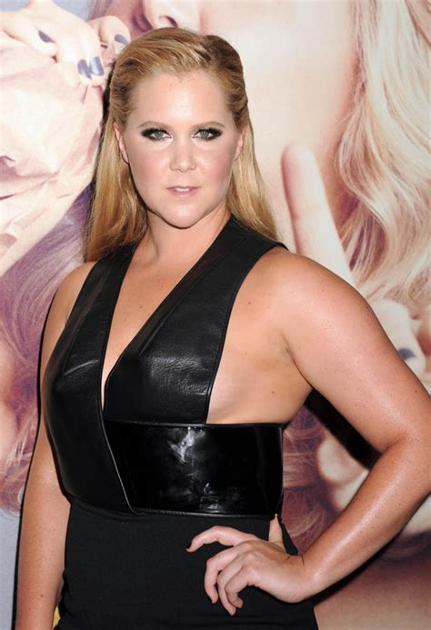 amy schumer covers gq annual comedy issue    york