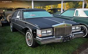 Auction Results And Sales Data For 1983 Cadillac Seville