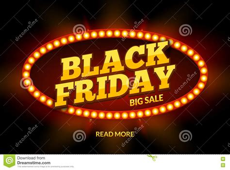 black friday sale frame design template black friday