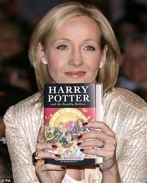 author of harry poter harry potter author helps ms causems strength ms strength