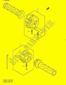 Switches For Suzuki V
