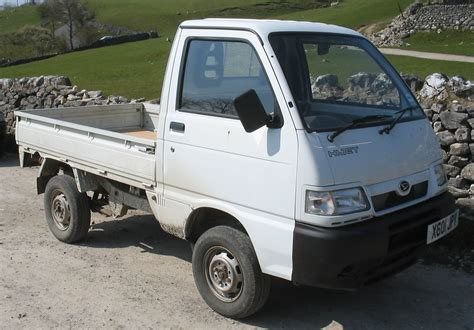 Daihatsu Hijet History, Photos On Better Parts Ltd