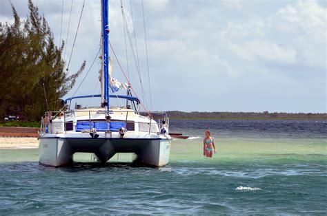 Catamaran Excursion by Grand Cayman Stingray City Buccaneer Catamaran Excursion