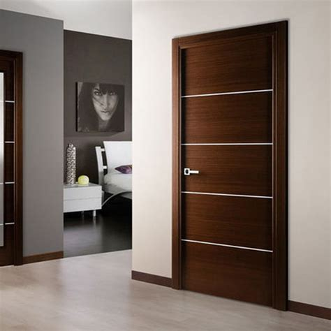 Bedroom Door Designs by China Interior Bedroom Entry Modern Teak Wood Door