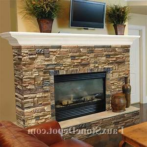 awesome faux stone panels interior designs with another With faux stone fireplace limelight or tradition