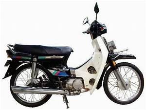 Spesifikasi Honda Astrea Prima