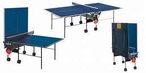 Table De Ping Pong SPONETA Indoor 1 13i Tennis De