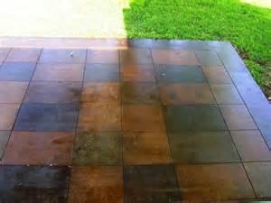 rubber tiles for concrete patio 28 images outside