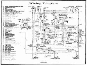 Farmall Super C Tractor Wiring Diagram