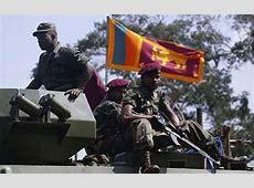 SRI LANKA Divide lo Sri Lanka la Settimana degli eroi di