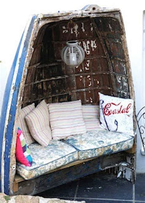 clever ideas  reuse boats