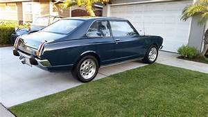 For Sale  1973 Toyota Carina With A 1uz