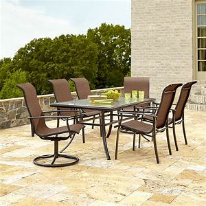 $349.99 Garden Oasis Harrison 7 Piece Dining Set with UV ...