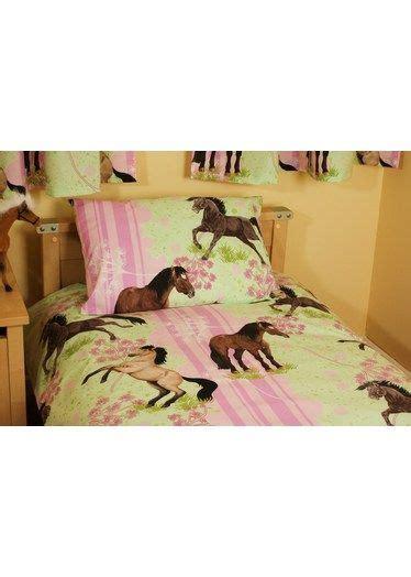 girls horse bedroom pink girls bedding  horses