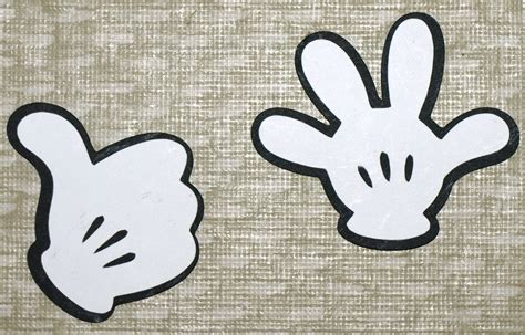mickey mouse hand mickey clipart 101 clip