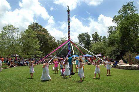 Maypole Festival May 7