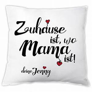 Personalisiertes Kissen Fr Mama Zum Muttertag