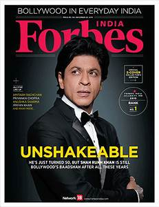 Forbes India Magazine - 2015 Forbes India Celebrity 100 ...